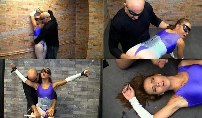 Primal's Disgraced Superheroines Sasha Foxxx - Sasha Swift Falls to Cyphon HD