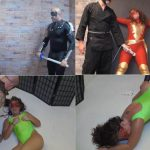 Primal's SUPERHEROINE SHAME – Phoenix Beaten Broken Defeated Disgraced HD mp4