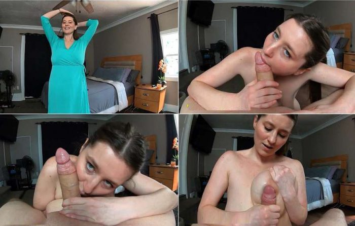 KCupQueen - Happy Mothers Day Pt 2 - Tittyfucking BJ 1080p