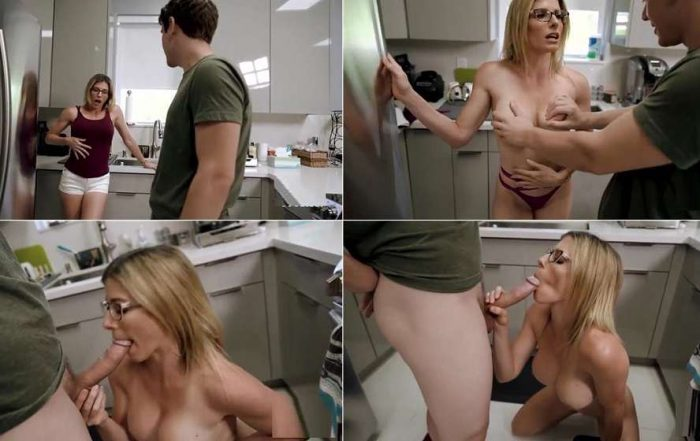 Mom is Locked Down and Horny – Craving Big Cock HD 720p