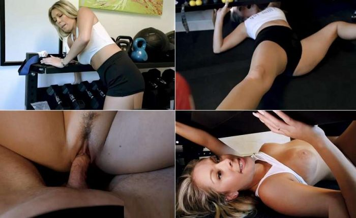 Maternal Seductions Nikki Brooks - Busty Step-Mom Is Stuck Again - Gym Stuck 1080p 2020