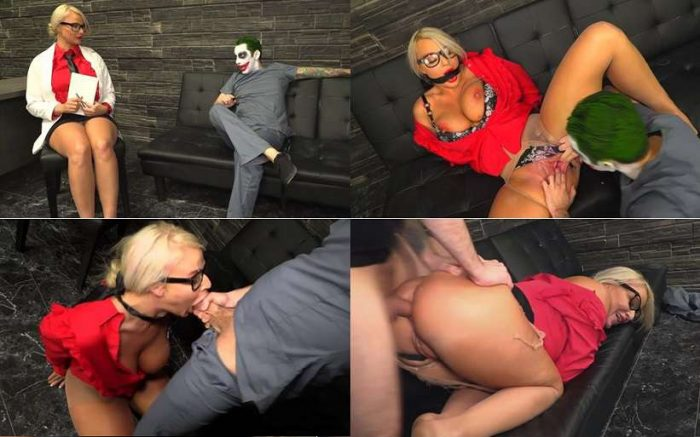 Primal's Custom Videos - London River, Tommy Pistol - Dr Harleen Quinzel Analized by The Joker 1080p