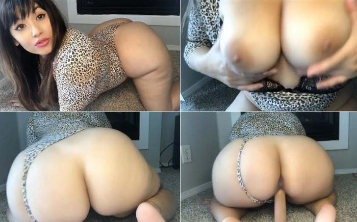 Carmita Bonita – Mommy Is Your Valentine - Dildo Fucking, fauxcest 720p