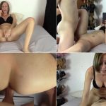 Brittany Lynn – Horny Step Mom on Phone has Sex with Step Son and Gets Unexpected Creampie 720p