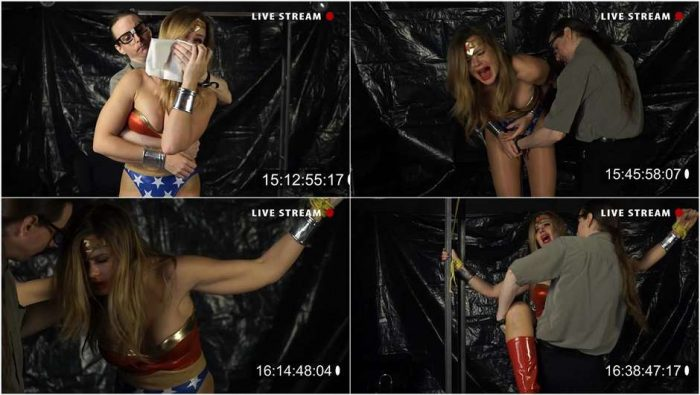 Amber Mcalester - Public Disgrace III from TheRyeFilms FullHD 1080