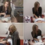 Domination For Your Own Good – Step-Mom & sales clerk diapers & jerks you off in the dressing room at the mall FullHD 1080p