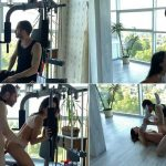 Oliver Strelly, Katty West – Step Sister Seduced Stepbrother and Creampied in the Gym FullHD 1080p