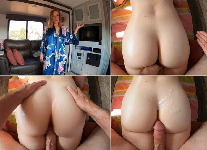 Son Soothes Nudist Mom's Sunburn - Jane Cane - Shiny Cock Films FullHD 1080p