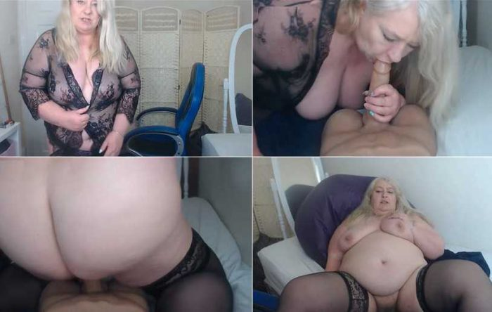 English Milf - Quarantine with Mommy Sex POV HD 720p