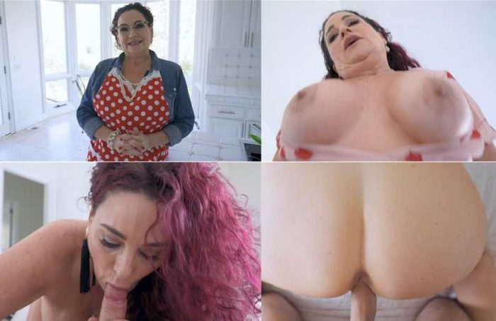 Amanda Ryder - Grandmommy's Secret Profession HD 720p
