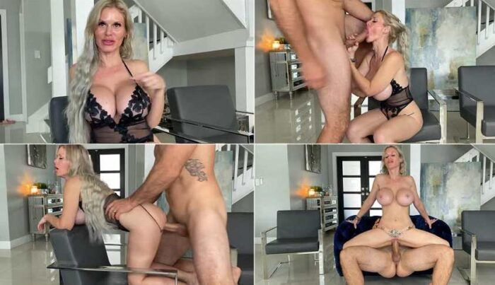 Jmac, Casca Akashova - Big Titty Mom Takes Big Dick Pounding And Gets Glazed In Cum 4k 2160p