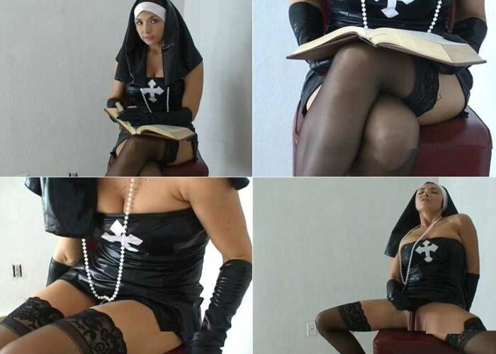 Tara Tainton - Sexy Nun Helps You Purge Your Body of Your Sinful Lust SD mp4
