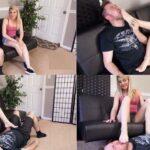 Bratty Foot Girls Maia Evon – Maia humiliates & makes step-bro cum in pants with feet FullHD 1080p