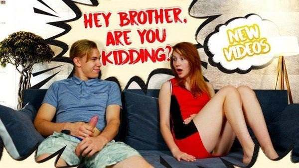My 18 Teens - Stepbrother was Jealous Sister to her Boyfriend and then Fucked her FullHD 1080p 2021