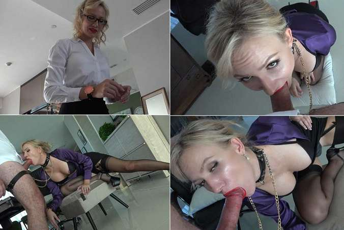 Angel The Dreamgirl in 630 The Boss Messed Up His Secretary FullHD 1080p