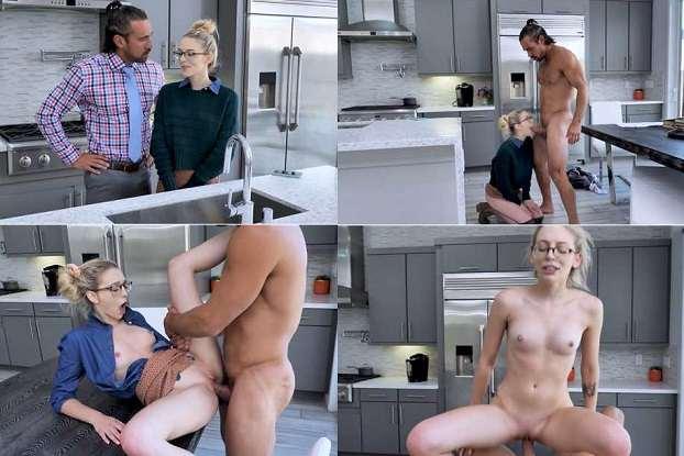 Johnny Castle, Lily Larimar - Man Of The House HD 720p 2021