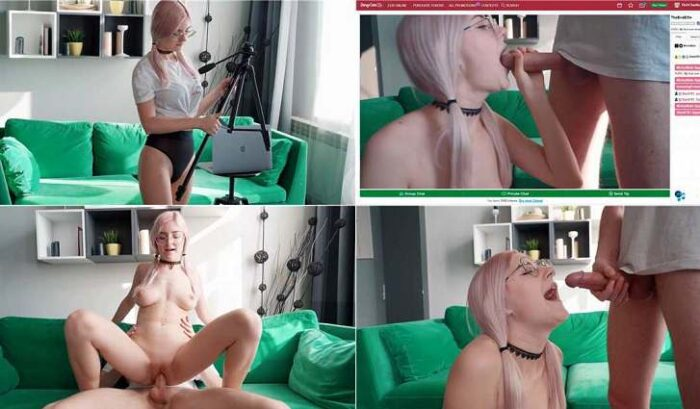 Eva Elfie - Sister and Brother Fucked a Fan on Stream FullHD 1080p