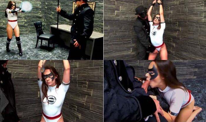 Primal's Disgraced Superheroines - Cassidy Klien - Primal Omega Enslaved By Marquis Midnight FullHD 1080p