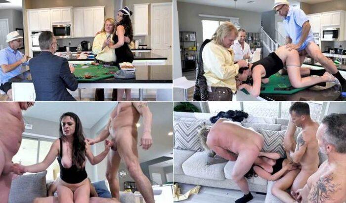 Group Family Porn Nicole Sage - Nicole Sage's Poke Her Night FullHD 1080p