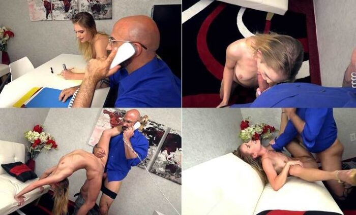 Primal's Taboo Family Relations Natalie Knight - Bending over Backwards for Step-Dad - Free-use Step-Daughter FullHD 1080p
