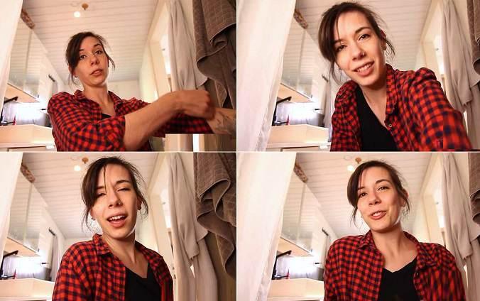 Miss Miserlou - Mama Gives You A Bath - Handjob SPE SPH FullHD 1080p
