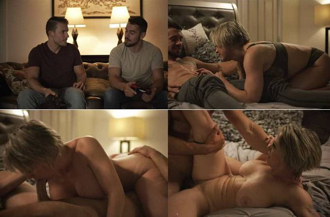 Codey Steele, Dante Colle, Dee Williams - A Push From the Nest pt. 1-2 FullHD 1080p