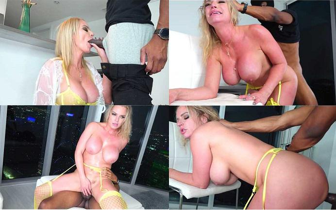 Dickdrainers Rachale Cavalli - I'm Gonna Have To Give You A Fine Ma'am! HD 720p