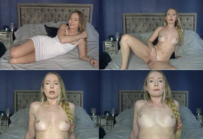 Brea Rose - Step mom takes your virginity virtual sex FullHD 1080p