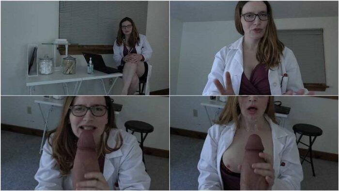 Bettie Bondage - Doctor Loves Your Big Dick FullHD 1080p