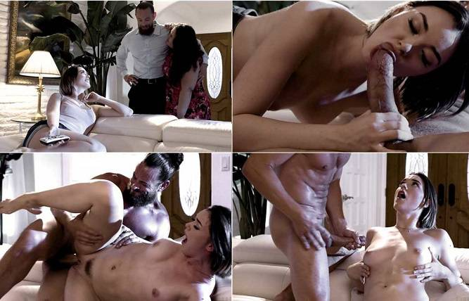 Brad Newman, Anny Aurora - Our Special Night with My Uncle FullHD 1080p