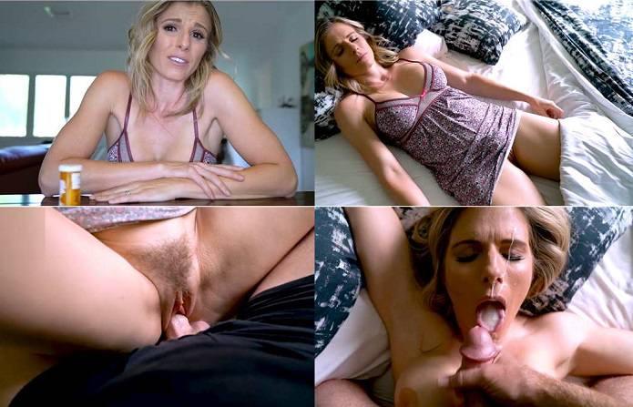 Jerky Wives - Cory Chase, Luke Longly in Possessing Step-Mommy FullHD 1080p