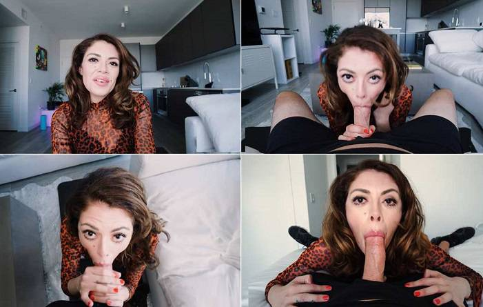 Ike Diezel, Vivianne Desilva - Mommy the Cock Swallower FullHD 1080p